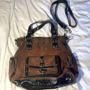 The Sak Handbag w/ Shoulder Strap